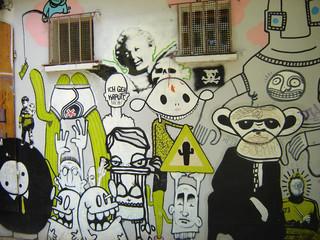 graffiti - freakshow 2