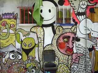 graffiti - freak show