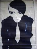 graffiti - nice boy poster