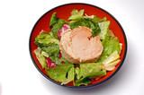 salad with tuna poster