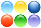 aqua balls poster