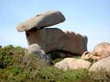granit en equilibre poster