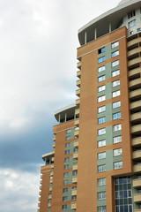 new high-rise urban buildings