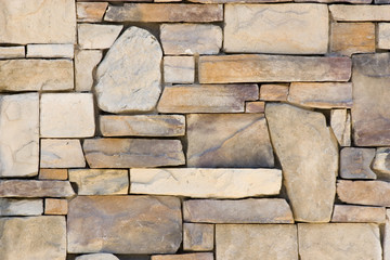 background rock wall pattern