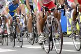 course cycliste 5 poster