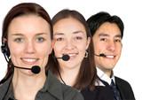 customer service team poster