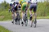course cycliste 4 poster