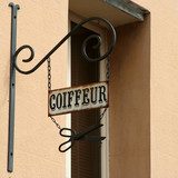 Fototapety coiffeur