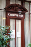 loge du concierge