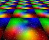 rainbow infinity poster