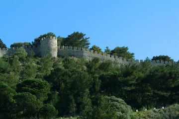 castle in the mount