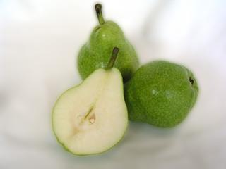 soft pears