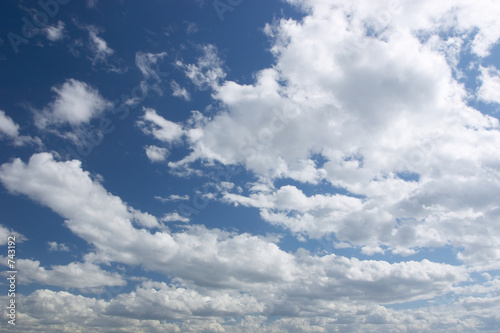 poster of clouds