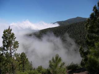 mar de nubes alto arafo