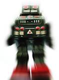 toy robot poster