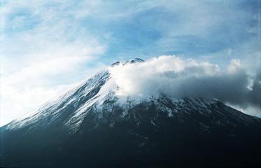 summit kluchevskaja volcano
