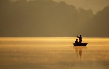 anglers fishing