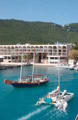 st. martin waterfront