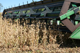 combine harvester poster
