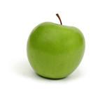 single apple poster