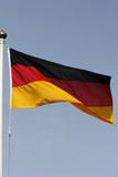 german flagpole poster