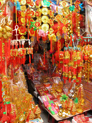 tet ornaments