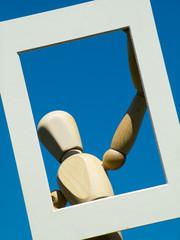 framed ergonomic model 4