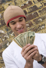 money teen boy
