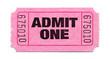 the big ticket (pink)