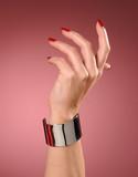 bracelet at bras poster
