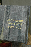 good night god bless love you poster