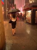 nyc rain 2 poster
