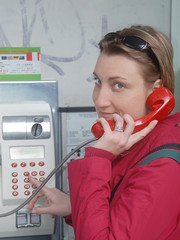 making international phone call