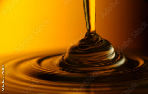 canvas print picture about honey