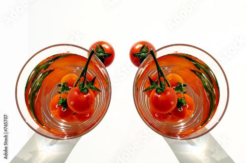 cocktail tomate Plakat