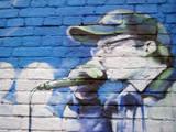 graffiti - hip hop sänger poster