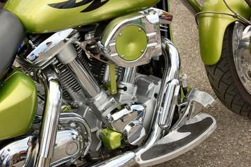 moto & chrome