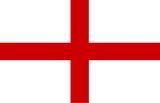 england flag simple poster