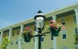 congress hotel gas light poster