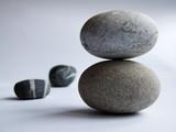 granite stones poster