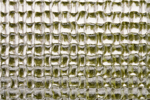 poster of stock photo of some abstract glass