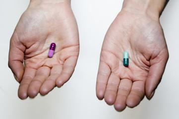 choosing drug