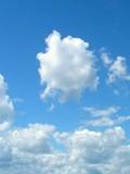 beauty sky poster