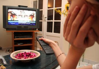 zapper zapping télévision