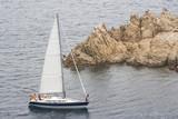 sailing trip poster