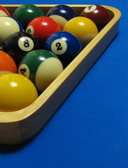 eight-ball rack