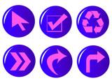 icon set 19 poster