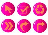 icon set 18 poster