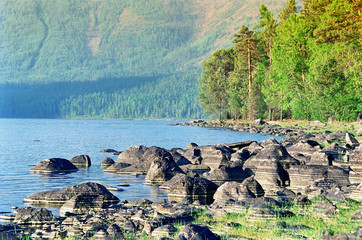 the baikal lake