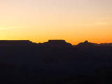 grand canyon pre-sunrise poster